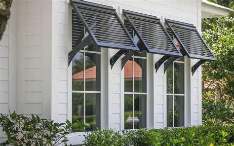 metal exterior shutters  windows madison art center design