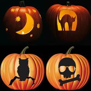 27, Fun, And, Free, Pumpkin, Carving, Stencils