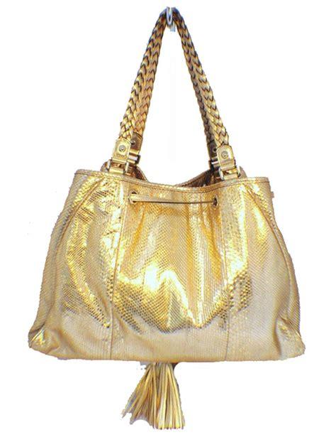 gucci metallic gold snakeskin shoulder bag tote  sale