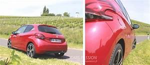 208 Rouge : new peugeot 208 rouge blog auto ~ Gottalentnigeria.com Avis de Voitures