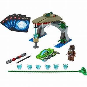 LEGO Legends of Chima Sets: 70112 Croc Chomp NEW