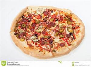 Delicious Italian Pizza Stock Photography - Image: 34038982