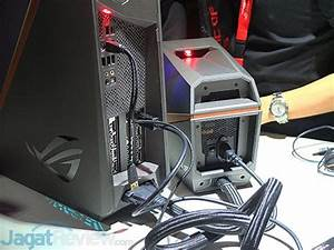 Computex 2016 Mengenal PC Gaming Desktop ASUS ROG G31