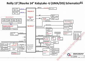 Hp Probook 440 G4  Quanta X81 Da0x81mb6e0  Schematic  U0026 Boardview  U2013 Laptop Schematic