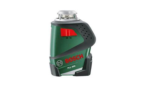 niveau laser bosch pll 360 bosch pll 360 le test complet