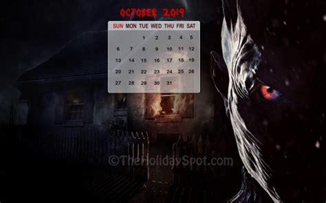 calendar wallpaper october  wallpapers