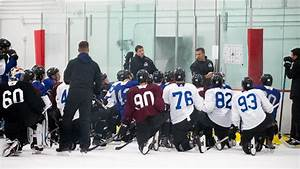 Avs Prospects Practice Before Vegas Rookie Faceoff | NHL.com