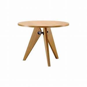 Table Jean Prouvé : jean prouv gueridon table ~ Melissatoandfro.com Idées de Décoration