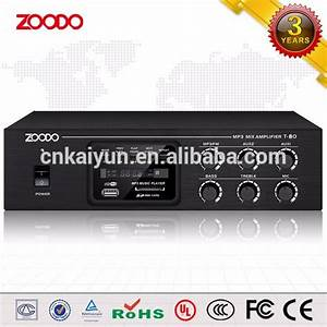 Js Dvd  Vcd  Mp3 Music Media Player For Pa System
