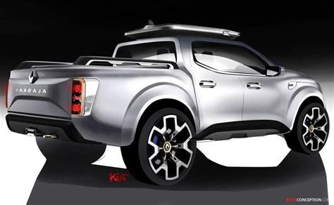 renault alaskan concept design sketch pinterest trucks and pickup trucks