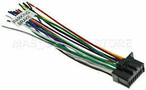 16pin Wire Harness For Pioneer Avh 271bt Avh271bt Pay