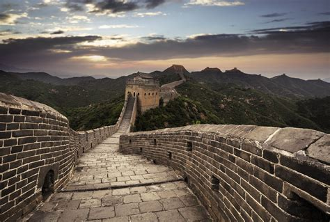 deco mur chambre ado décoration murale panoramique la grande muraille de