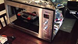 Panasonic Inverter Microwave Oven  U0026quot Made In Japan U0026quot     Well