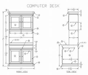 Corner Computer Desk Plans Woodworking christmas wood