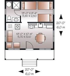 Beautiful 400 Square Foot House by Cottage Style House Plan 1 Beds 1 Baths 400 Sq Ft Plan
