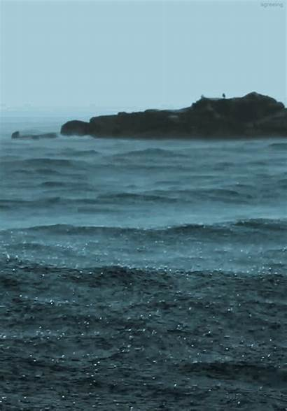 Sea Lonely Aesthetic Gifer