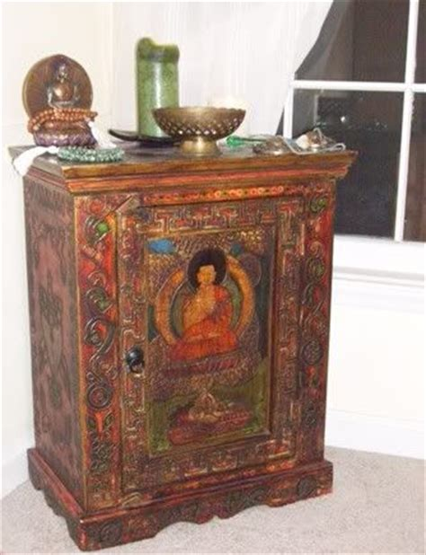 Prayer Cabinet by 17 Best Images About Prayer Alters On Buddhist