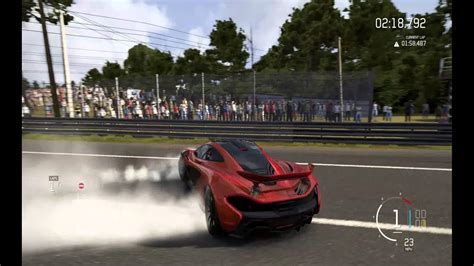 Mclaren P1 Top Speed Mph by Forza 6 248 Mph 2013 Mclaren P1 903 Hp 3 296 Lbs