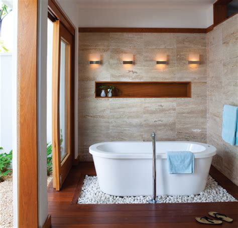 Spa Bathroom Images by House Home