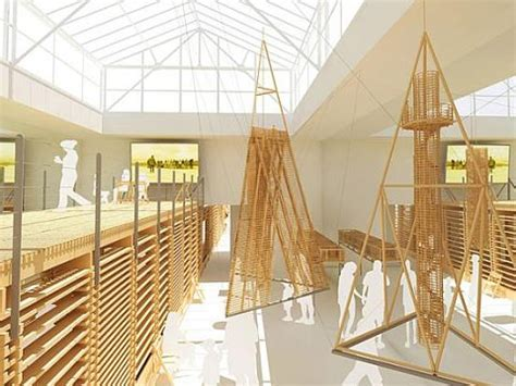 Martin Rajniš Vertritt Tschechien Auf Der Architektur