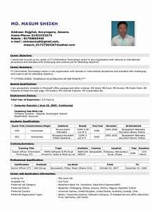 bd jobs currivulam vita cv 181214 With cv