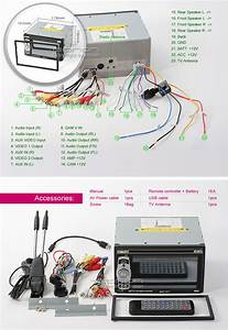 Eonon Wiring Diagram