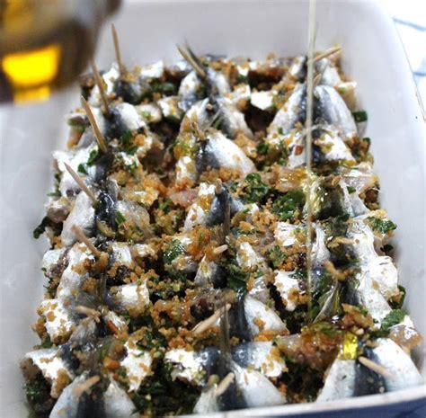 cuisine sicilienne traditionnelle diana 39 s cook sardines farcies à la sicilienne