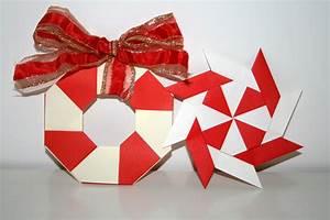 Origami Boule De Noel : no l senbazuru vid os pour apprendre l 39 origami ~ Farleysfitness.com Idées de Décoration