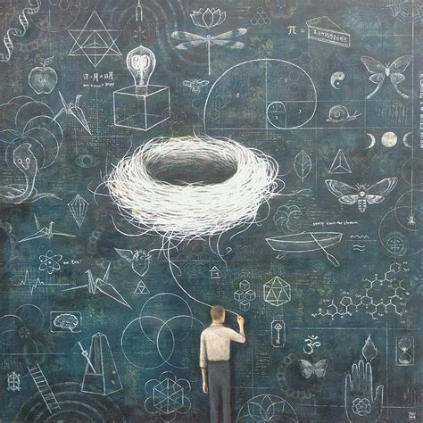 poetic acrylic paintings  duy huynh colossal