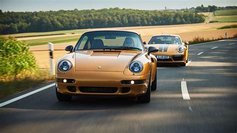 Fuer Die Rennstrecke Der Neue Porsche 911er Turbo projekt gold porsche classic bastelt sich den 993 turbo