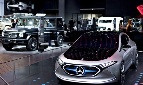 Motor Show 2019 : Mercedes-benz Set To Withdraw From 2019 Detroit Auto Show