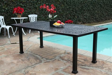 cbm outdoor cast aluminum patio furniture icamblog