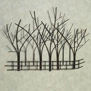 22 best home goods39 treasures images on pinterest for Best brand of paint for kitchen cabinets with metal wall art trees and branches