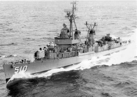 USS Eaton DD510