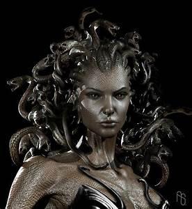 Medusa Beautiful Monsters And Google