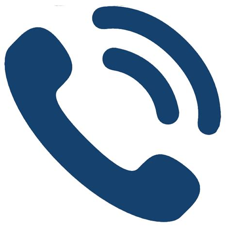 telephone icon png blue telephone clipart contact me pencil and in color
