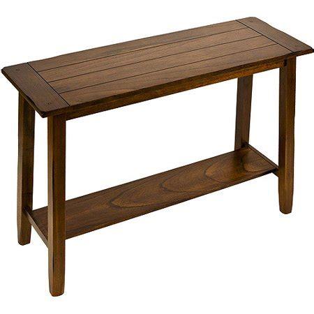 walmart sofa tables plank sofa table walmart