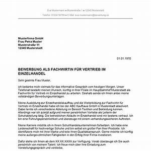 Bewerbung Kaufmann Im Einzelhandel : bewerbung einzelhandel muster marlpoint ~ Orissabook.com Haus und Dekorationen