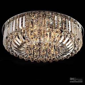 Chandelier Lighting Uk 3Kg Lead Crystal Strass Chandelier