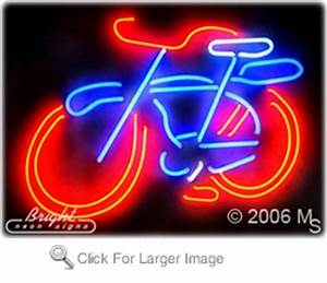 Bike Neon Sign only $319 99 Signs B