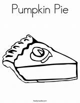 Coloring Pie Pumpkin Noodle Twisty Worksheet Twistynoodle Printables Ll sketch template