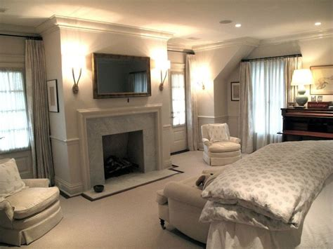 Bedroom Combination Fireplace by Bedroom Fireplace Traditional Bedroom Green