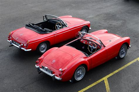 MGB and MGA classic car pictures | Auto Express