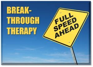 breakthrough therapy designation new cancer drugs approved by fda in 2015