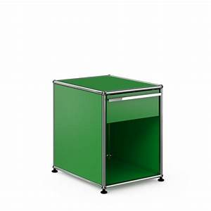 Nachttisch Mit Schublade : usm haller nachttisch mit schublade konfigurierbar 14 farben ~ Eleganceandgraceweddings.com Haus und Dekorationen