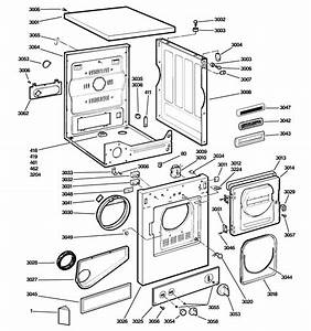Ge Dryer Wiring Diagram