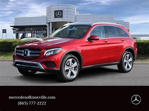 2019 Mercedes Diesel Suv by Pre Owned 2019 Mercedes Glc M Suv In Knoxville Tk020