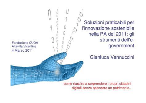 Soluzioni Praticabili Per L'innovazione Sostenibile Nella