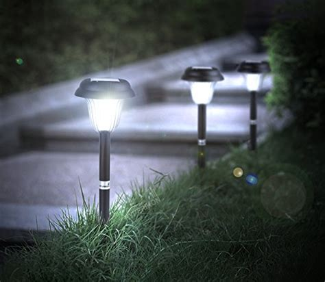 solar path lights reviews best solar powered pathway lights 2017 top 8 reviews