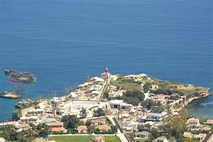 Punta Castelluccio Light Lighthouse In Siracusa Sicily